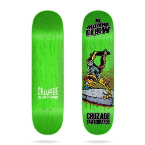 "Cruzade The Mutant Elbow 8.0"" Deck"