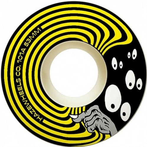 Haze wheels sneak roue 53mm / 101A ( jeu de 4 )