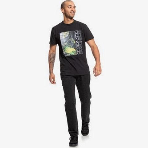 Dc Shoes T-shirt Lastnite Black