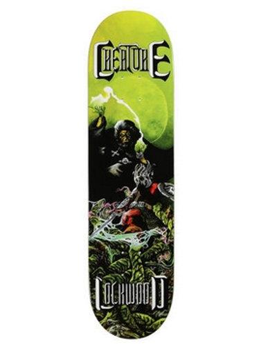 Creature Lockwood Onslaught Powerply Skateboard Deck 8.25''