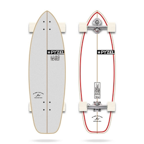 Yow x Pyzel Ghost 33.5″ Signature Series Surfskate