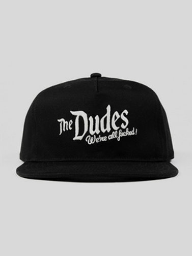 Cap Snapback We Are All Fucked The Dudes