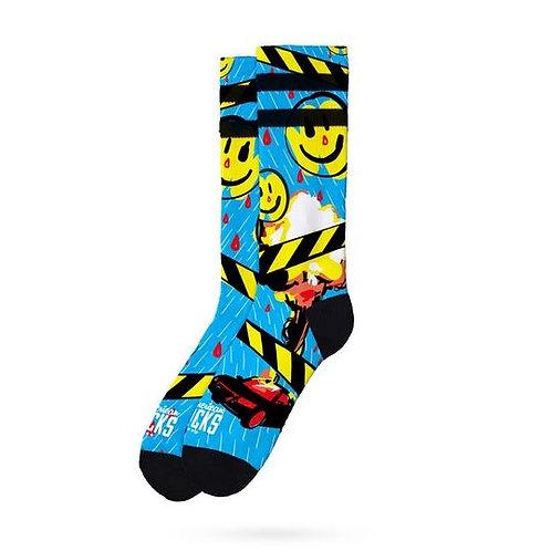 American socks signature - smiley