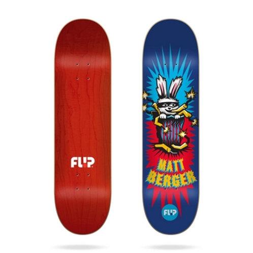 Flip Berger Tin Toys 8.25″ deck