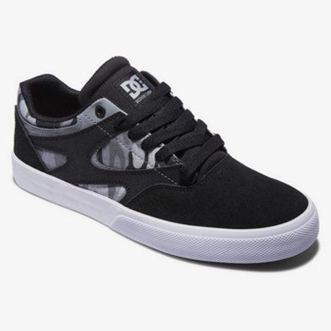 Dc Shoes Kalis Vulc  Black/Charcoal