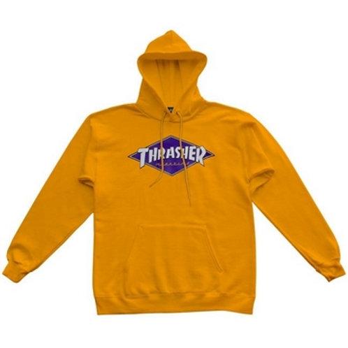 Sweat Thrasher Diamond Logo Hood