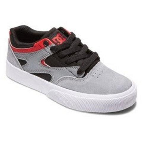 Dc Shoes Kalis Vulc Enfant black/grey/red