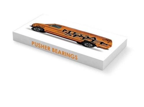 Pusher Bearings Mega Speed ABEC 9