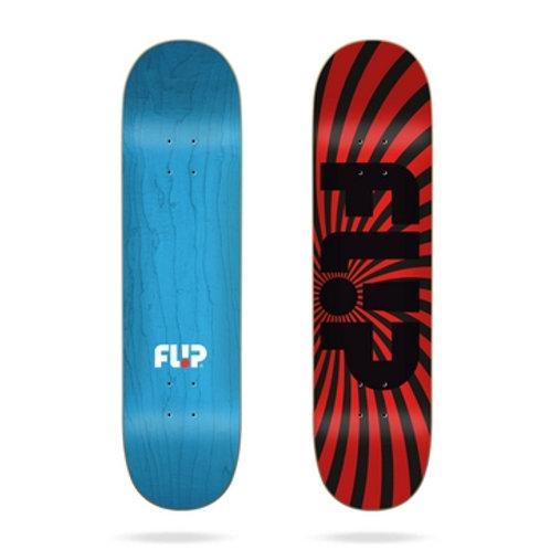 Flip Spiral Red 8.5″ deck