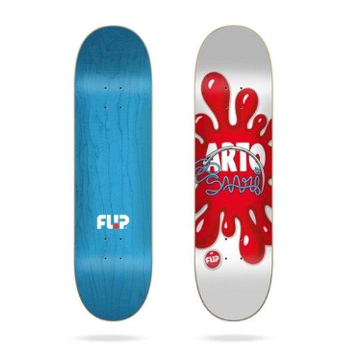 Flip Saari Splat White 8.45″ deck