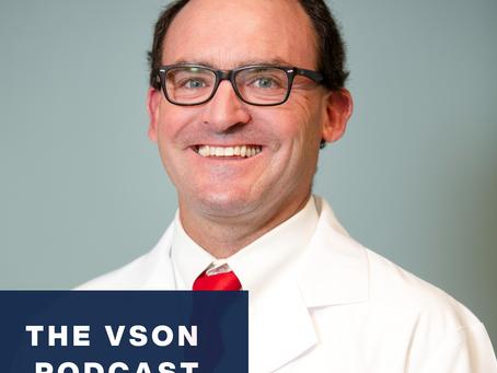 Dr. Terrell Joseph on The VSON Podcast