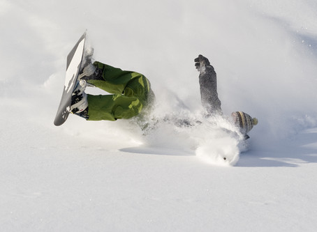 Dr. Joseph's Guide To Skier & Snowboarder Injuries