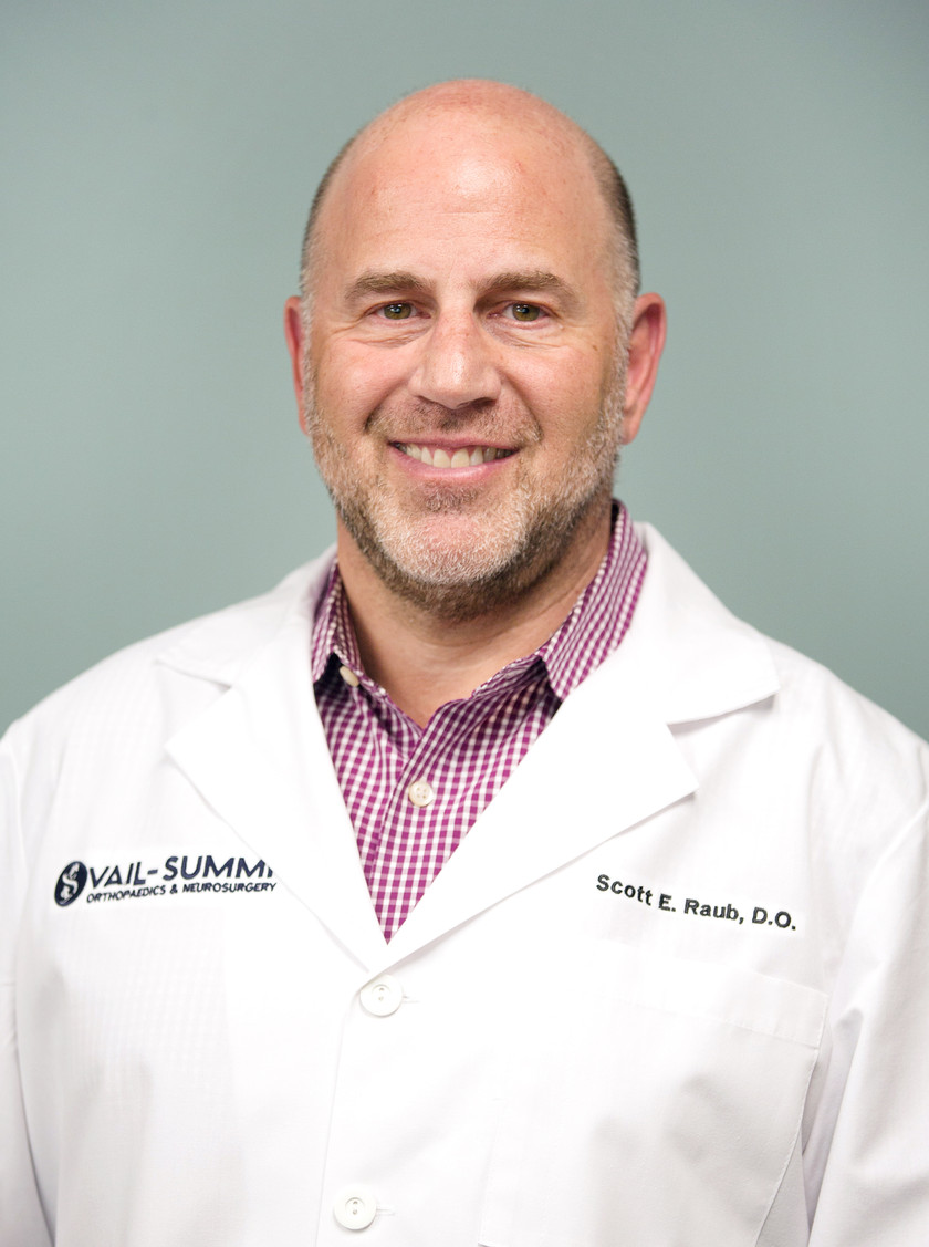 Dr. Scott Raub