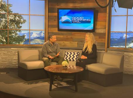 Dr. Braxton TV Interview on Good Morning Vail