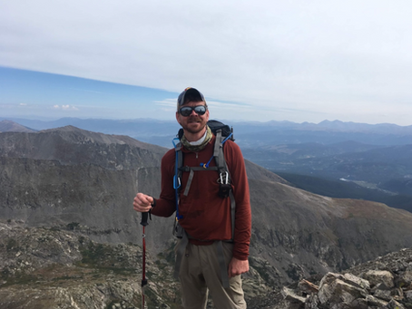 Back to Hiking 14ers — A Patient Story