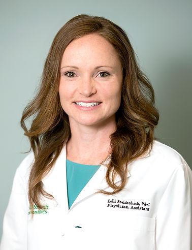 Kelli Breidenbach, MS, PA-C