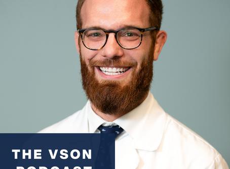 Dr. Gnirke on the VSON Podcast