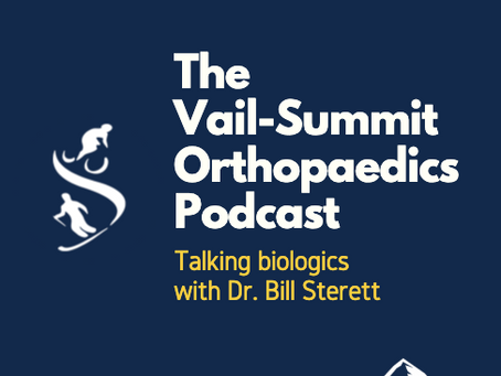 Dr. Sterett Talks Biologics on the VSON Podcast