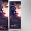 Thumbnail: 650mm X 1600mm Pull-up Banner