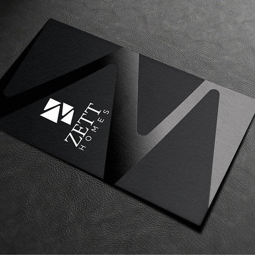 Spot UV Business Cards (250gsm)