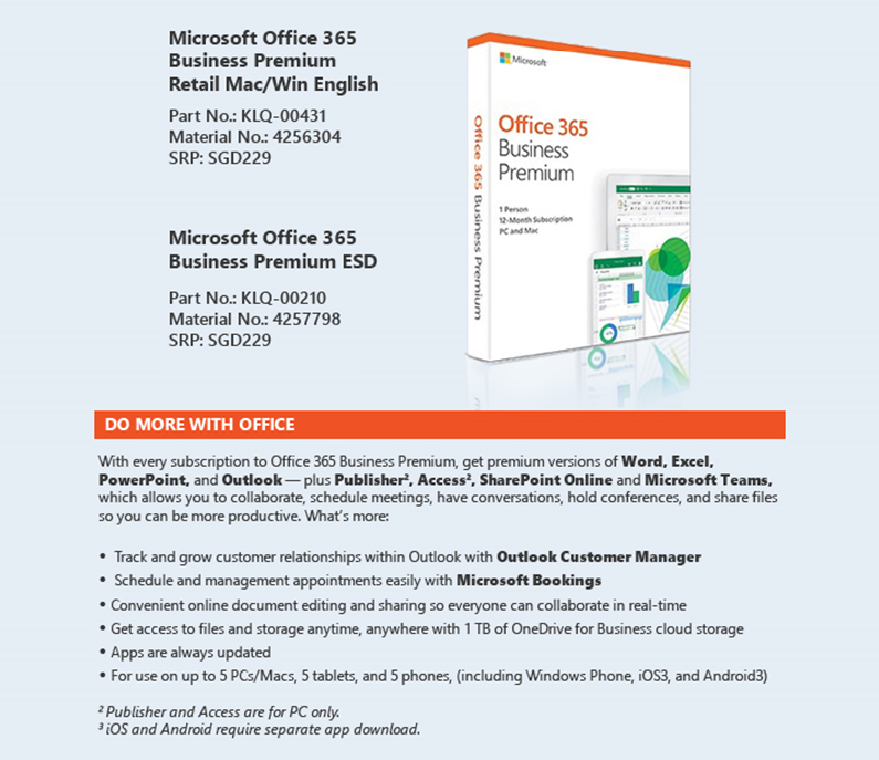 Microsoft Office 365 Business Premium | Your Trusted IT