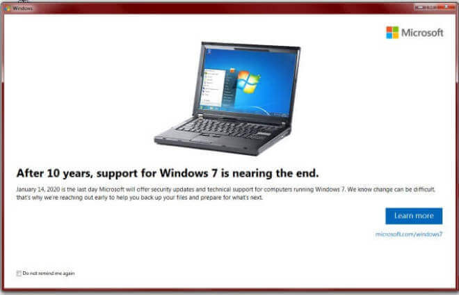 Windows-7-End-Of-Support-January-14-2020