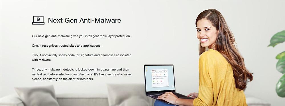Next Gen Anti-Malware ( BullGuard)