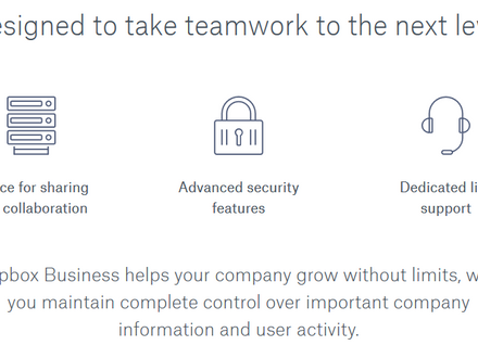 Dropbox Business - Work better, safer, together.