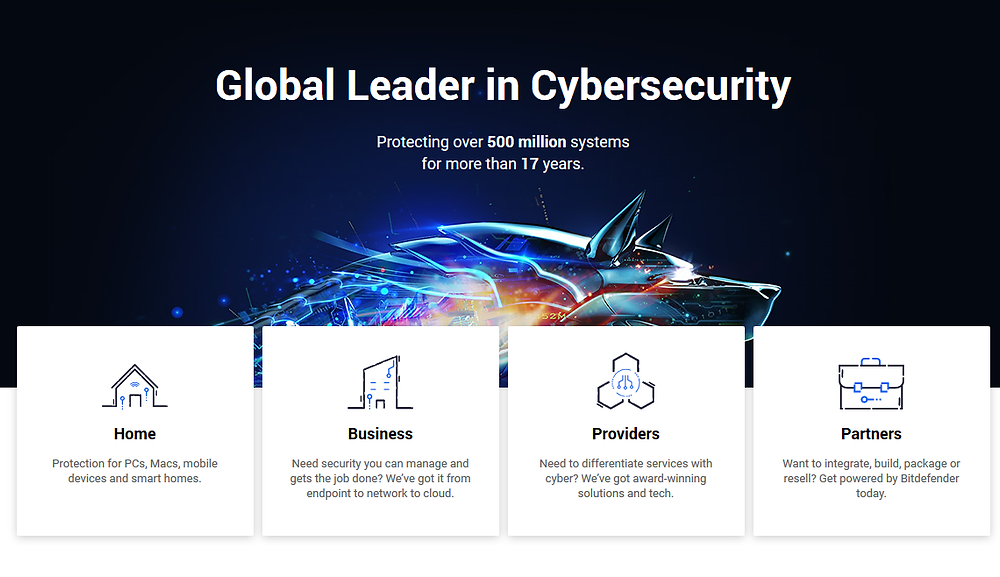 Bitdefender - Global Leader in Cybersecurity