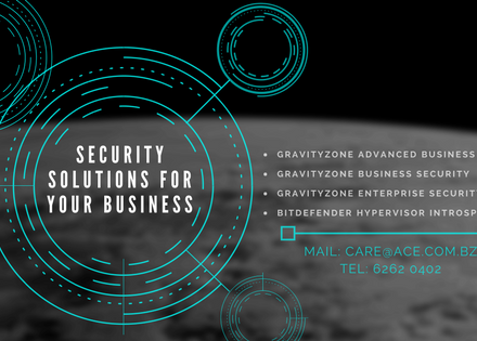 Bitdefender GravityZone - Keep your business safe against sophisticated cyber threats.