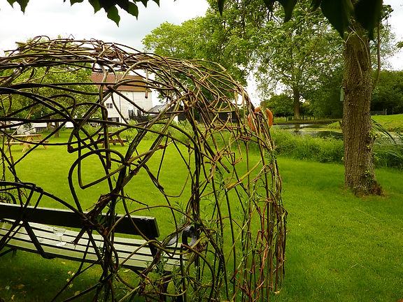 pakenham mill willow bower suffolk, willow suffolk, living willow suffolk