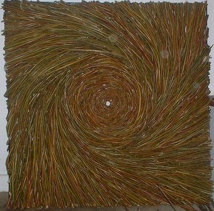 willow spiral art, woven worlds willow, woven worlds, willow art, natural spiral art, graham north spiral, graham north