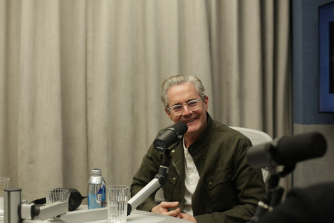 Ep 16 - Guest: Kyle MacLachlan