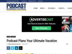 Podcast Business Journal 8/26/21