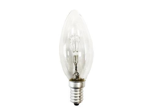 Lámpara Vela Halógena Incandescente