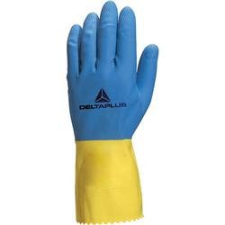 Guantes Latex Duocolor