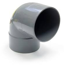 Codo PVC Sanitario 87º