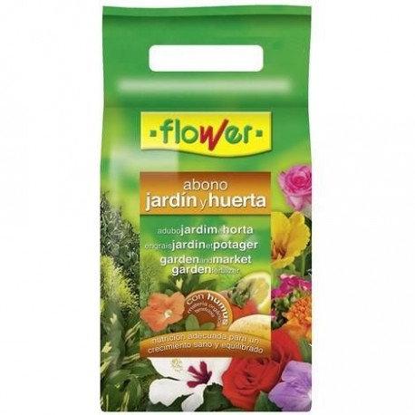 Abono Huerta y Jardín