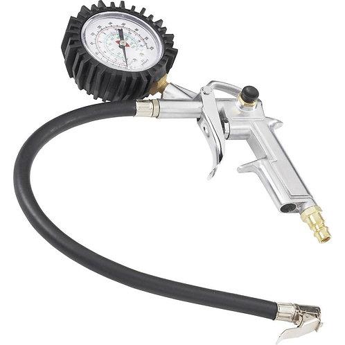 Pistola Manómetro Neumática