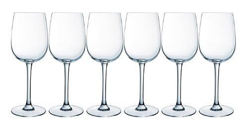 Caja de 6 Copas de Vino Deluxe
