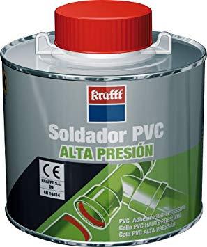 Soldador PVC Alta Presión Krafft