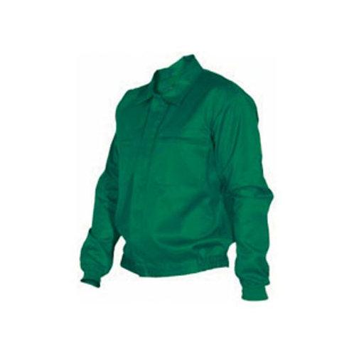 Cazadora Tergal Multibolsillos Verde