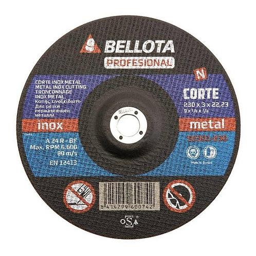 Disco Abrasivo para Metal-Inox