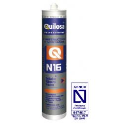 Silicona N-16 Neutra Blanca