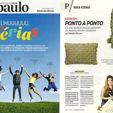 Revista Folha São Paulo