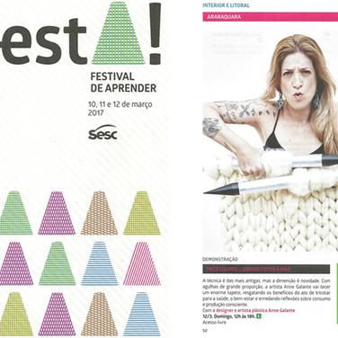 Festival Aprender Sesc