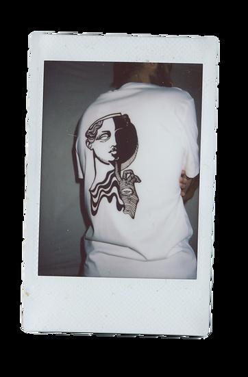 Time warp t-shirt - back