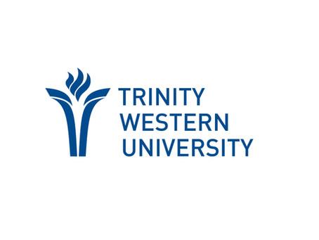 Convocation at Trinity Western University