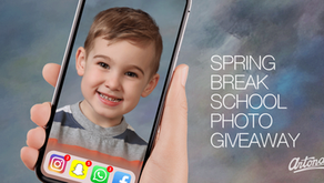 Spring Break School Photo Giveaway!