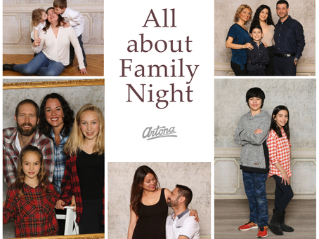 From our family to yours: All about Family Night